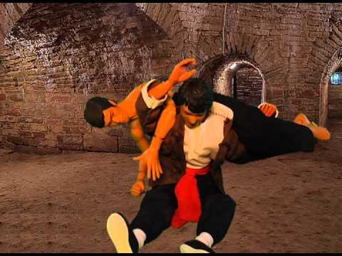 Bruce Lee vs. Jackie Chan