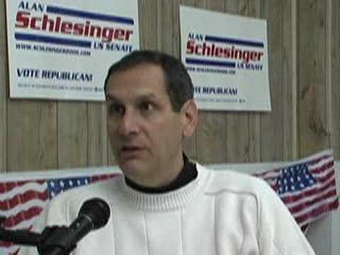 The Alan Schlesinger Interview