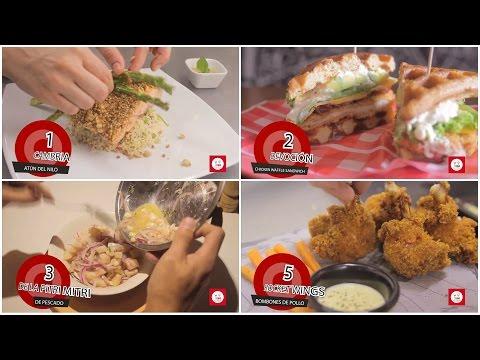 5 Restaurantes MUY sabrososos y MUY ECONÓMICOS!
