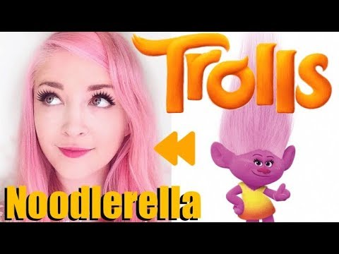 Trolls Voice Actors And Characters QUICKIE