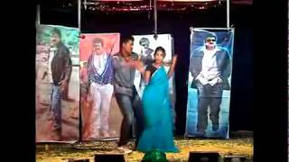 telugu village sot and spicy recording dance.part-2