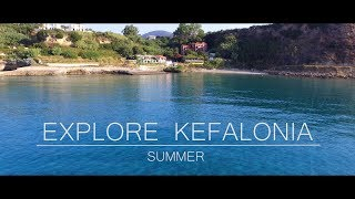 Explore Kefalonia - Summer