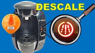 Descaling Bosch Tassimo Coffee…