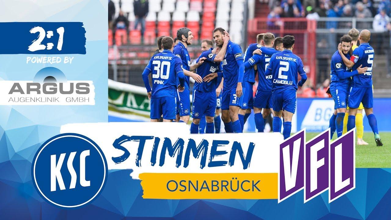Ksc Stimmen Osnabrück 26 Spieltag Youtube
