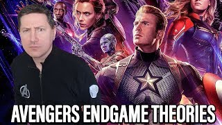 Avengers Endgame Theories Post Trailer