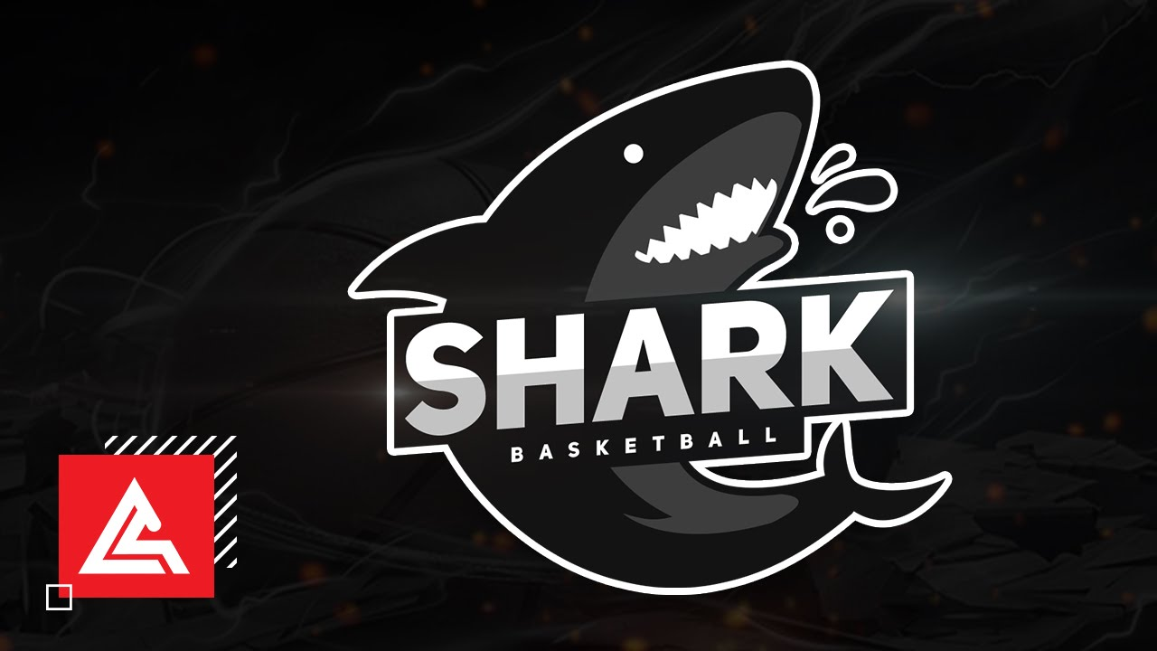 Create sharks basketball logo design real time for Jim beam signature craft for sale