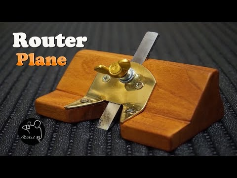 Router Plane, How To Make