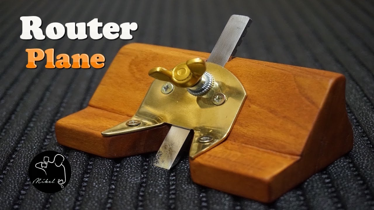 Router Plane How To Make