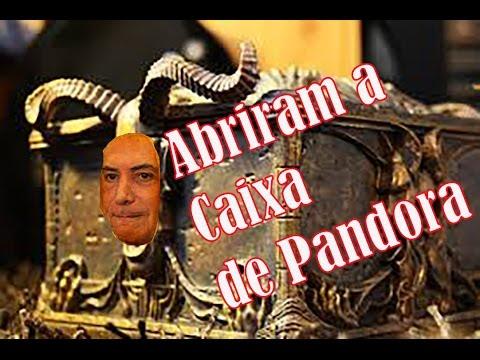 Abriram a Caixa de Pandora no Brasil - YouTube