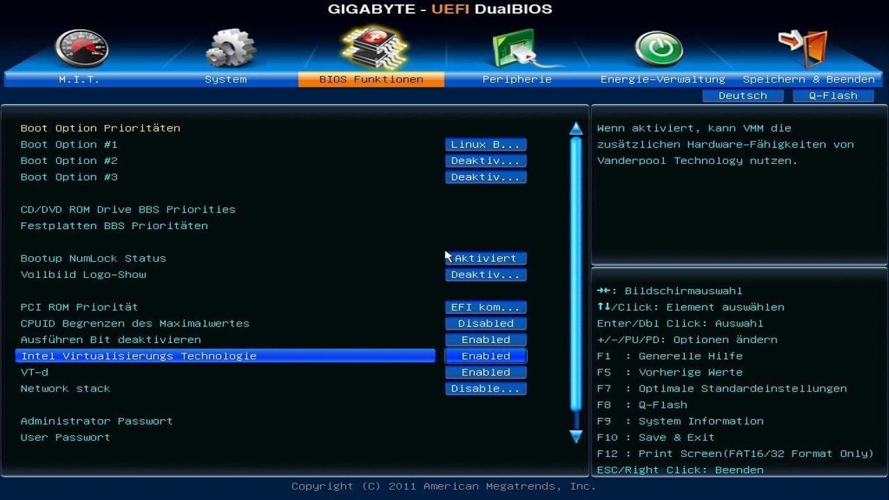 Arch Linux | GPU Passthrough 1 - KVM Einrichtung