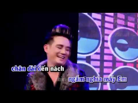 [ Karaoke HD ] Hot Girl Người Ta - Dương Chấn Huy Full Beat