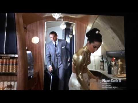 Lockheed jetstar James Bond