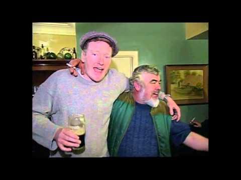 Conan Visits Ireland