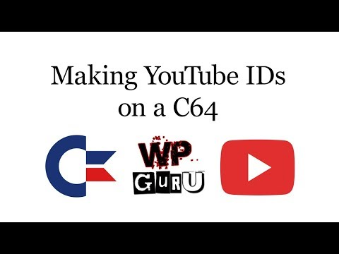 How to create random YouTube URLs on a Commodore 64