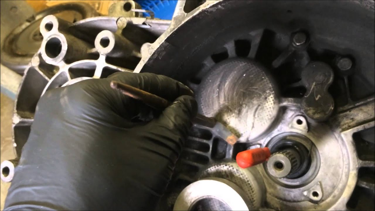 2014 Vw Gti Engine Parts Diagram Audi Vw 1 8t 6 Speed Replace Main Shaft Input Shaft Seal
