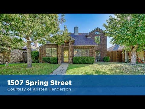 1507 spring street allen texas 75002 jp associates realtors rh youtube com