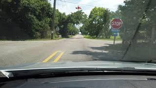 SHORT DRIVE THRU PASS CHRISTIAN THE PASS AS THE LOCALS CALL IT