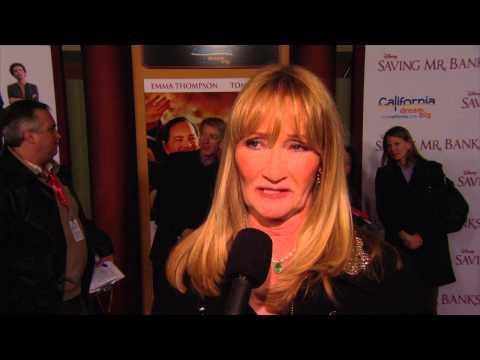 Saving Mr. Banks: Karen Dotrice World Premiere