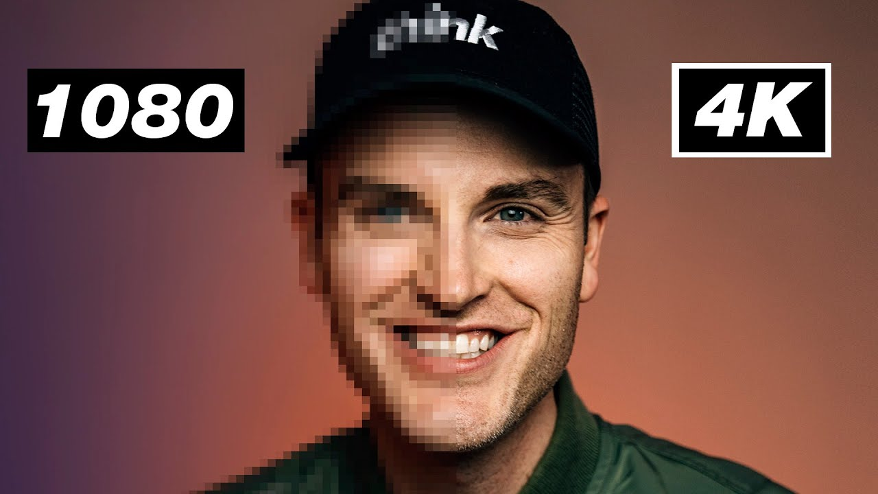 Download Shooting in 4K VS 1080p - Best Resolution For YouTube Videos