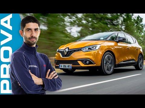 Nuova Renault Scenic | La prova su strada