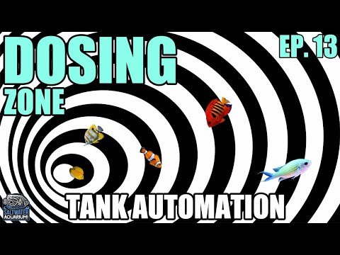 DIALING In Your REEF TANK Dosing With Calcium, Alkalinity & Magnesium - Tank Automation