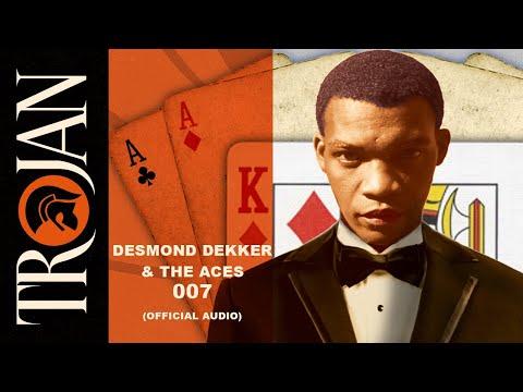 Desmond Dekker - 007 (Shanty Town) (Official Audio)