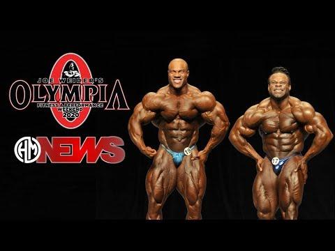 HardMuscles News: Почему «Олимпия» 2020 станет самой крутой в истории?