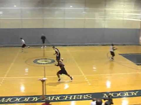 Run Gregg Popovich's Motion Offense! - Basketball 2015 #87