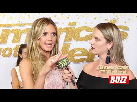Simon, Howie, and Heidi Talk About The finals   AGT BACKSTAGE