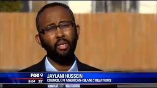 Video: CAIR-MN Asks Feds to Probe Police Threat to Break Legs of Muslim Suspect