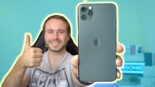 iPhone 11 Pro Max Unboxing & First Impressions!