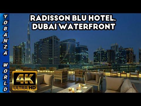 Hotels in Dubai   Radisson Blu Hotel, Dubai Waterfront   Yobanza World