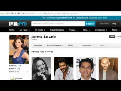 IMDB StarMeter Rankings SECRETs revealed