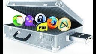 Как создать портативную программу на компьютере