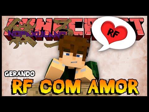 Gerando RF com Amor! (Geradores Bizarros) - Nofaxuland 3 #101 (Minecraft + Mods 1.6.4)