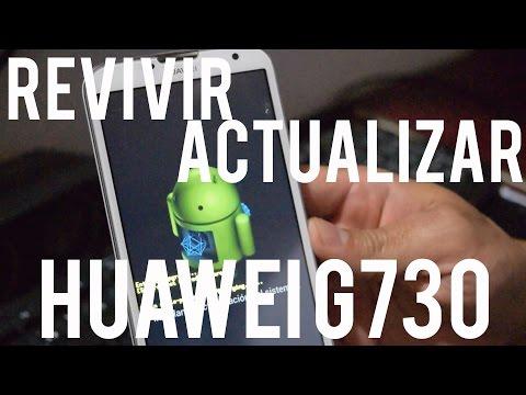 Reseteo Huawei G730