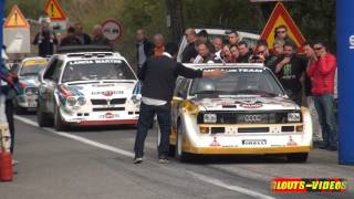 Rally Legend Repubblica di San Marino 2013 with pure engine sound