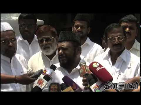 Alliance Parties in DMK Party Complain on Election Commission - Dinamalar April 27th News