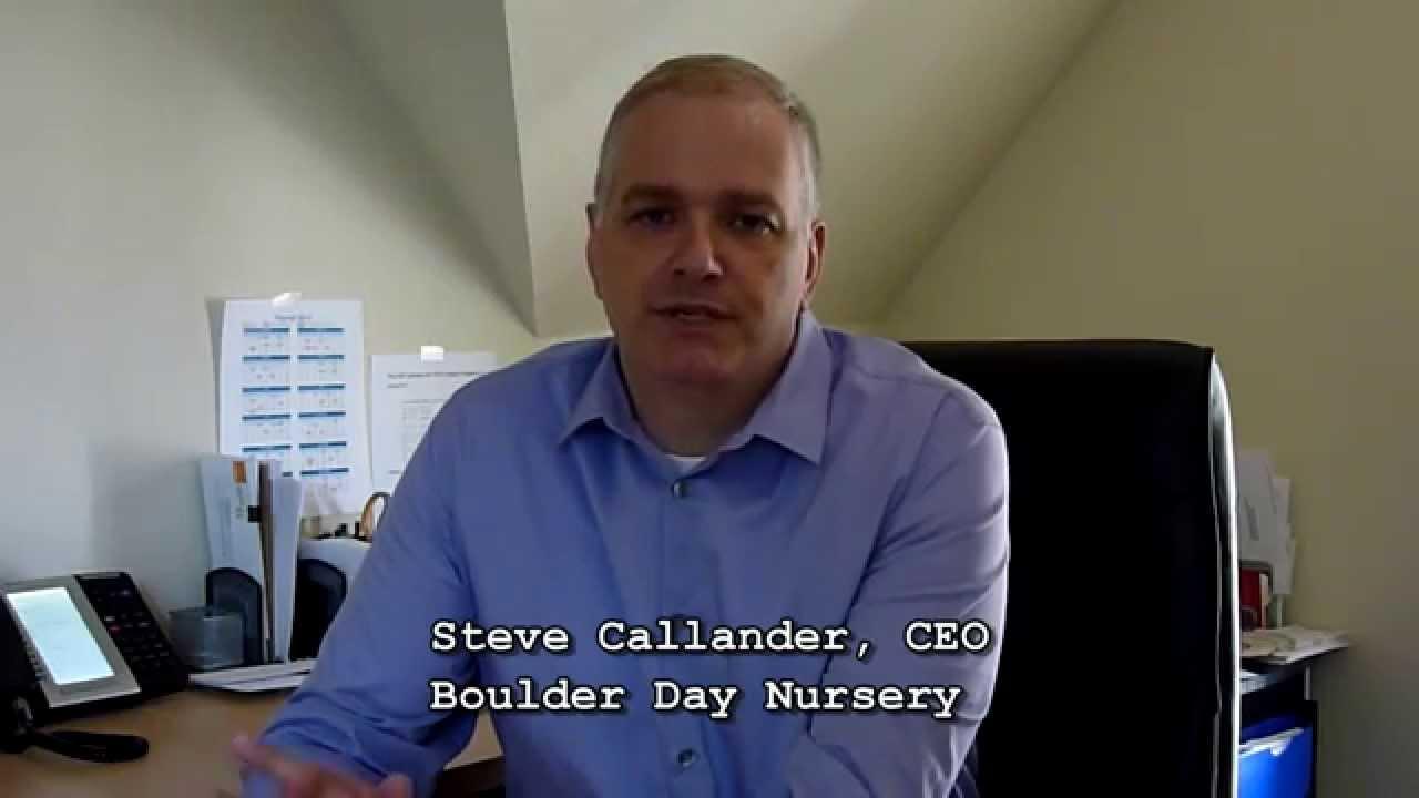 Boulder Day Nursery Ociation