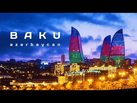 Baku | Azerbaycan [Dji mavic | gopro | 4k]