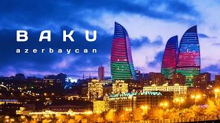 Baku   Azerbaycan [Dji mavic   gopro   4k]