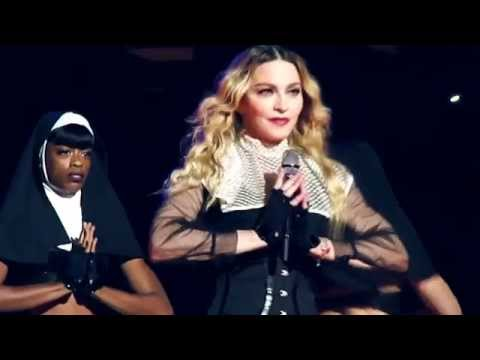 Madonna - Rebel Heart Tour - Holy Water (multi angles)