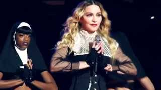 Watch Madonna Holy Water video