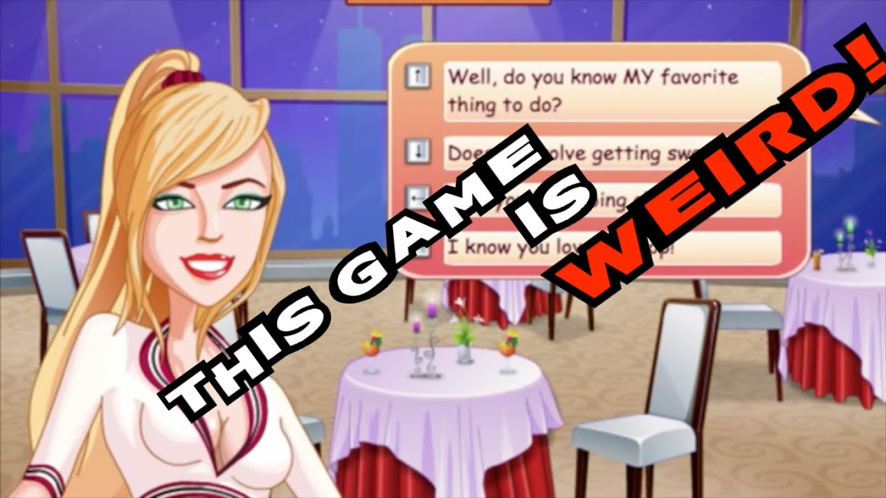 Speed dating games 3