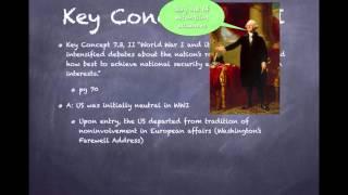 APUSH Review: Key Concept 7.3 (Period 7: 1890 - 1945)