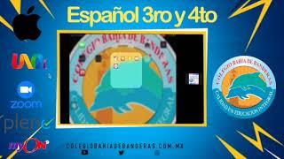 CLASE Español 3ro y 4to