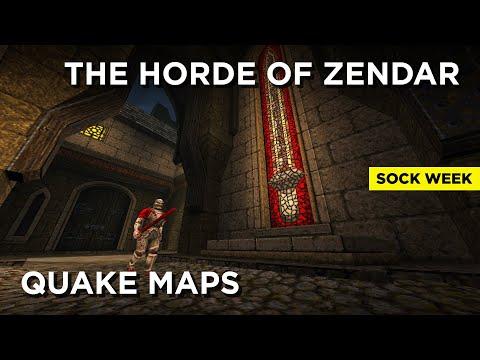 Quake Maps -