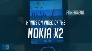 Nokia X2 Video(http://www.fonearena.com/blog/16298/nokia-x2-5-megapixel-camera-phone-at-rs-5000-wow.html Nokia X2 Hands on., 2010-06-15T20:55:07.000Z)