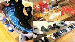MOST HYPEDBEAST PLACE EVER! SUPREME EVERYWHERE! IN BOSTON! Shoe Vlog Ep.29
