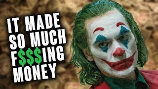 JOKER is Warner Bro's most profitable movie this year!